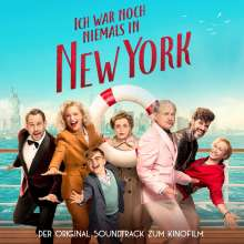 Filmmusik: Ich war noch niemals in New York (Original Soundtrack), CD