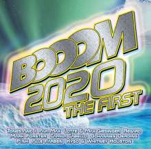 Booom 2020: The First, 2 CDs