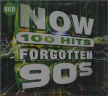 Now 100 Hits Forgotten 90s, 5 CDs