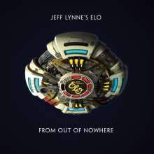 Jeff Lynne's ELO: From Out Of Nowhere, CD
