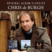 Chris De Burgh: Original Album Classics, 3 CDs