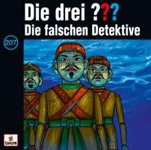 Die drei ??? (Folge 207) - Die falschen Detektive, CD