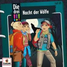 Maja von Vogel: Die drei !!! 69: Nacht der Wölfe, CD