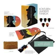 Johannes Oerding: Konturen (Limited Boxset), CD