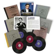 John Barbirolli & New York Philharmonic - The Complete RCA and Columbia Album Collection, 6 CDs