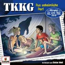 TKKG 213. Das unheimliche Dorf, CD