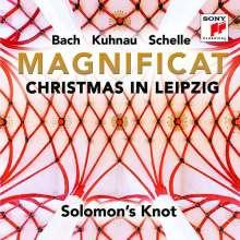 Johann Kuhnau (1660-1722): Magnificat C-Dur, CD
