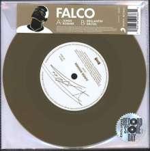 "Falco: Junge Römer (Limited Edition) (Gold Vinyl) , Single 7"""
