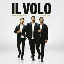 Il Volo: The Best Of 10 Years, CD