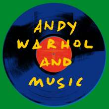 Andy Warhol And Music, 2 LPs