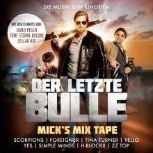 Filmmusik: Der letzte Bulle: Mick's Mix Tape, 2 CDs