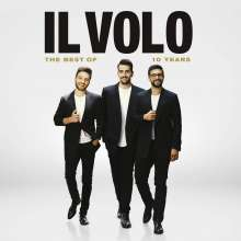 Il Volo: The Best Of 10 Years, 2 CDs