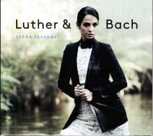 Serra Tavsanli - Luther & Bach, CD