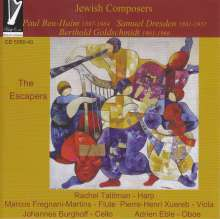 Rachel Talitman - Jewish Composer / The Escapers, CD