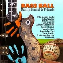 """Bernard """"Bunny"""" Brunel: Bass Ball, CD"""