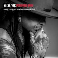 Micki Free: Tattoo Burn-Redux, CD