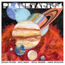 Sufjan Stevens, Bryce Dessner, Nico Muhly & James McAlister: Planetarium, CD