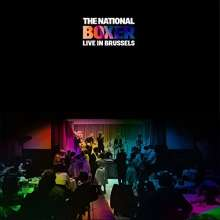 The National: Boxer Live In Brussels 2017, CD