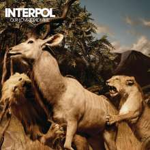 Interpol: Our Love To Admire (Black Vinyl), 2 LPs