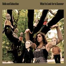 Belle & Sebastian: What To Look For In Summer: Live 2019 (Triplesleeve), 2 CDs