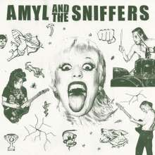 Amyl & The Sniffers: Amyl & The Sniffers, LP
