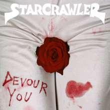 Starcrawler: Devour You (Limited Edition) (Blood Red Marbled Vinyl), LP