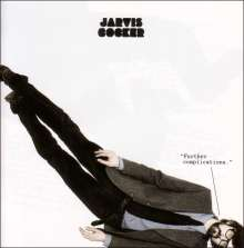 """Jarvis Cocker: Further Complications, 1 LP und 1 Single 12"""""""