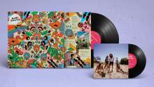 """Hello Forever: Whatever It Is, 1 LP und 1 Single 7"""""""