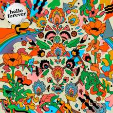 Hello Forever: Whatever It Is, CD