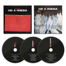 Radiohead: Kid A Mnesia, 3 CDs