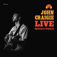 John Craigie: Opening For Steinbeck, CD