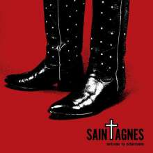 Saint Agnes: Welcome To Silvertown (Limited-Edition) (White Vinyl), LP