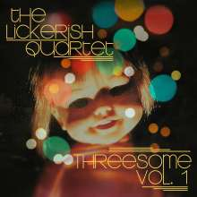 The Lickerish Quartet: Threesome Vol.1, Single 12""