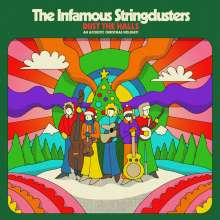 The Infamous Stringdusters: Dust The Halls: An Acoustic Christmas Holiday!, CD