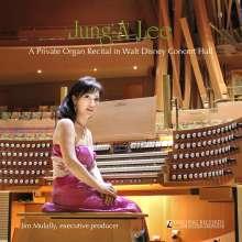 Jung-A Lee - A Privat Organ Recital in Walt Disney Concert Hall, CD