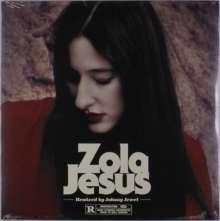 "Zola Jesus: Wiseblood (Johnny Jewel Remixes), Single 12"""