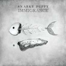 Snarky Puppy: Immigrance, CD