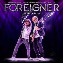Foreigner: Live In Concert, CD