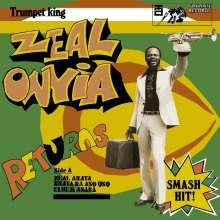 Zeal Onyia: Trumpet King Zeal Onyia Returns (180g), LP