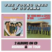 The Young Ones Of Guyana: On Tour / Reunion (2 Albums On 1 CD), CD
