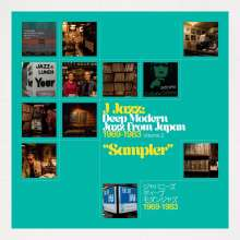 I Jazz: Deep Modern Jazz From Japan Vol. 2, 3 LPs