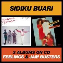 Sidiku Buari: Feelings / Jam Busters, CD