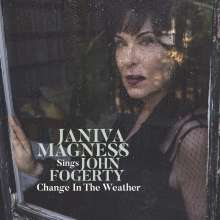Janiva Magness: Change In The Weather: Janiva Magness Sings John Fogerty, CD