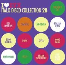 Italo Disco Collection 28, 3 CDs