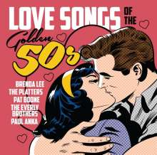 Love Songs Of The Golden 50s, 2 CDs