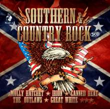 Southern & Country Rock, 2 CDs