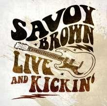 Savoy Brown: Live And Kickin', LP