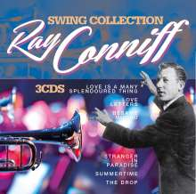 Ray Conniff: Swing Collection, 3 CDs