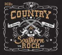 Country & Southern Rock, 3 CDs