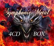 Symphonic Metal Box, 4 CDs